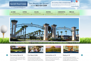 ChampionsGate Real Eastate, a website dedicated to this stunning brand new community.