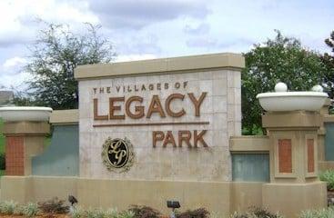 Legacy Park Orlando Florida