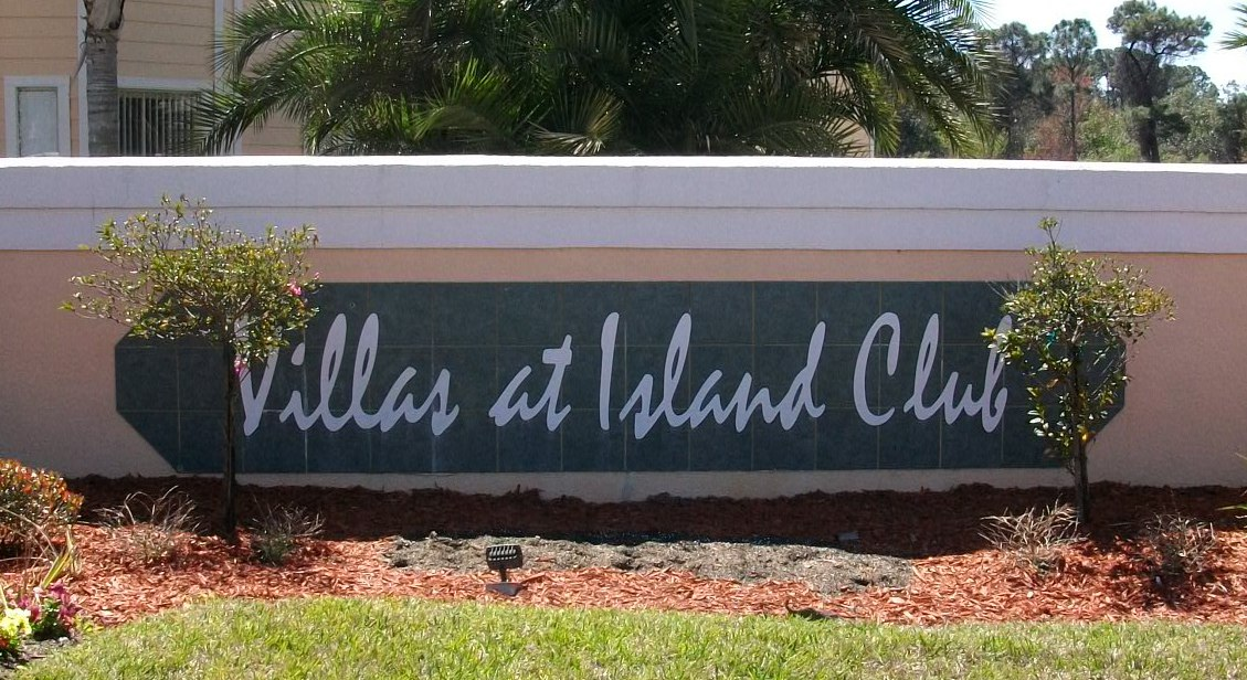 Villas At Island Club Orlando Florida