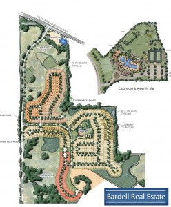 Solterra Resort Site Map
