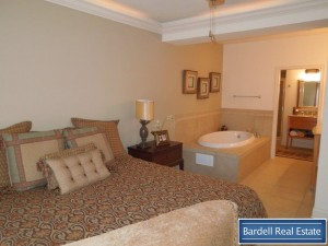 Marbella Master Bed/Bath - Waterstone Villas