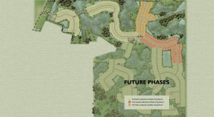 Site Map for Watersong Resort, Davenport Florida