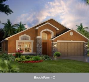 Water Song Resort Palm Series