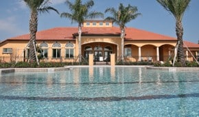 Watersong Clubhouse Pool