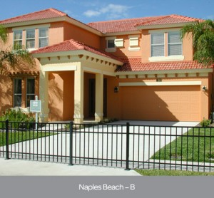 Naples Beach Elevation at Watersong Resort