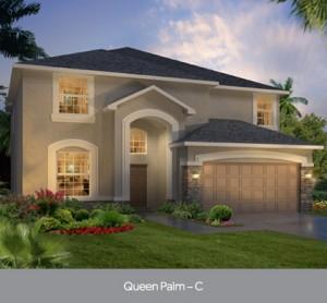 Watersong Resort Queen Palm
