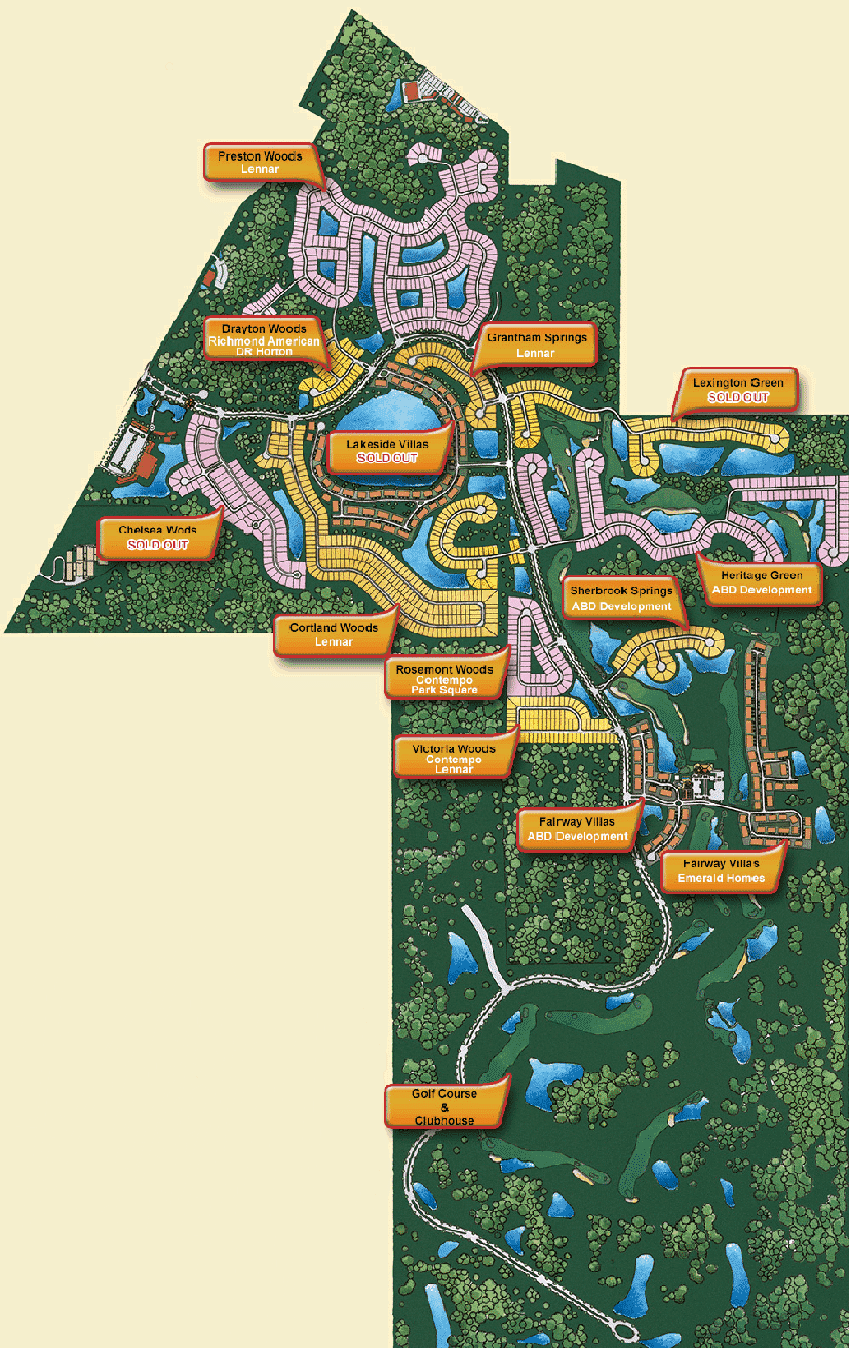 Providence Site Map Davenport