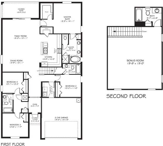 1000 Ideas About Floor Plans On Pinterest House Floor - Ben Rose ...