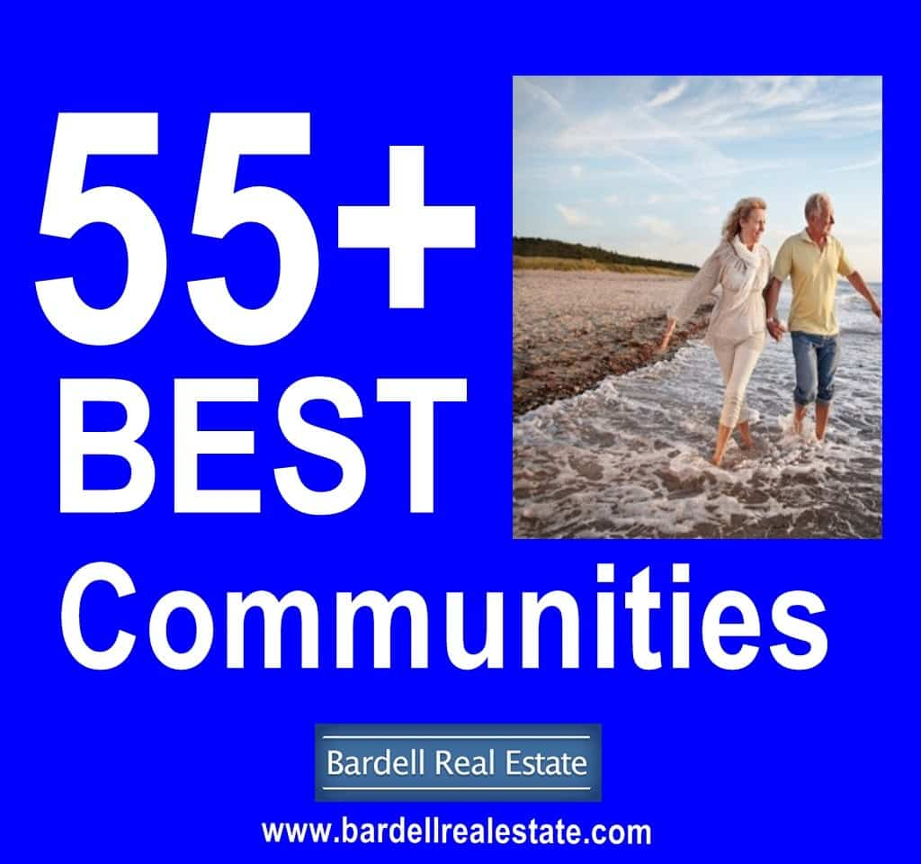 55 active adult community living