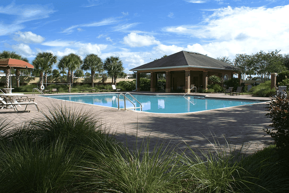 The Towns at Legacy Park Amenities Pool