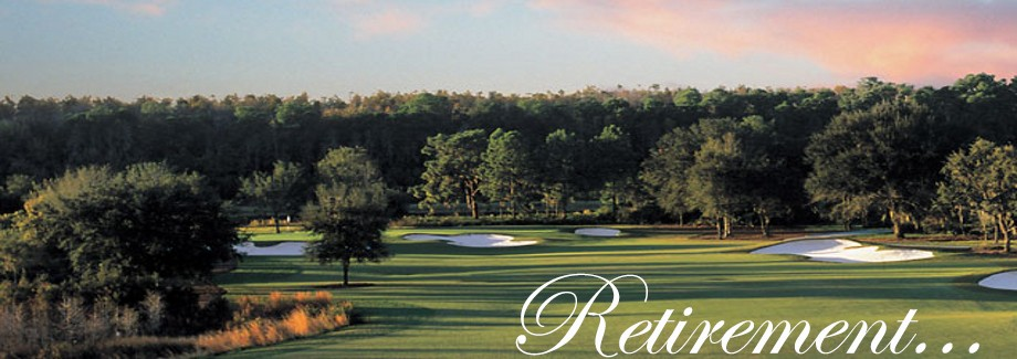 Retirement Communities 55+ near Orlando Florida