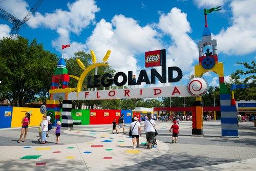 $30 Legoland Admission, and half goes to the Sunshine Foundation