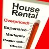 House Rental Overpriced