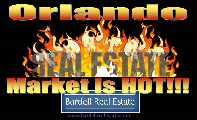 Orlando real estate market is hot and ranked 6th in u s for Hot real estate markets