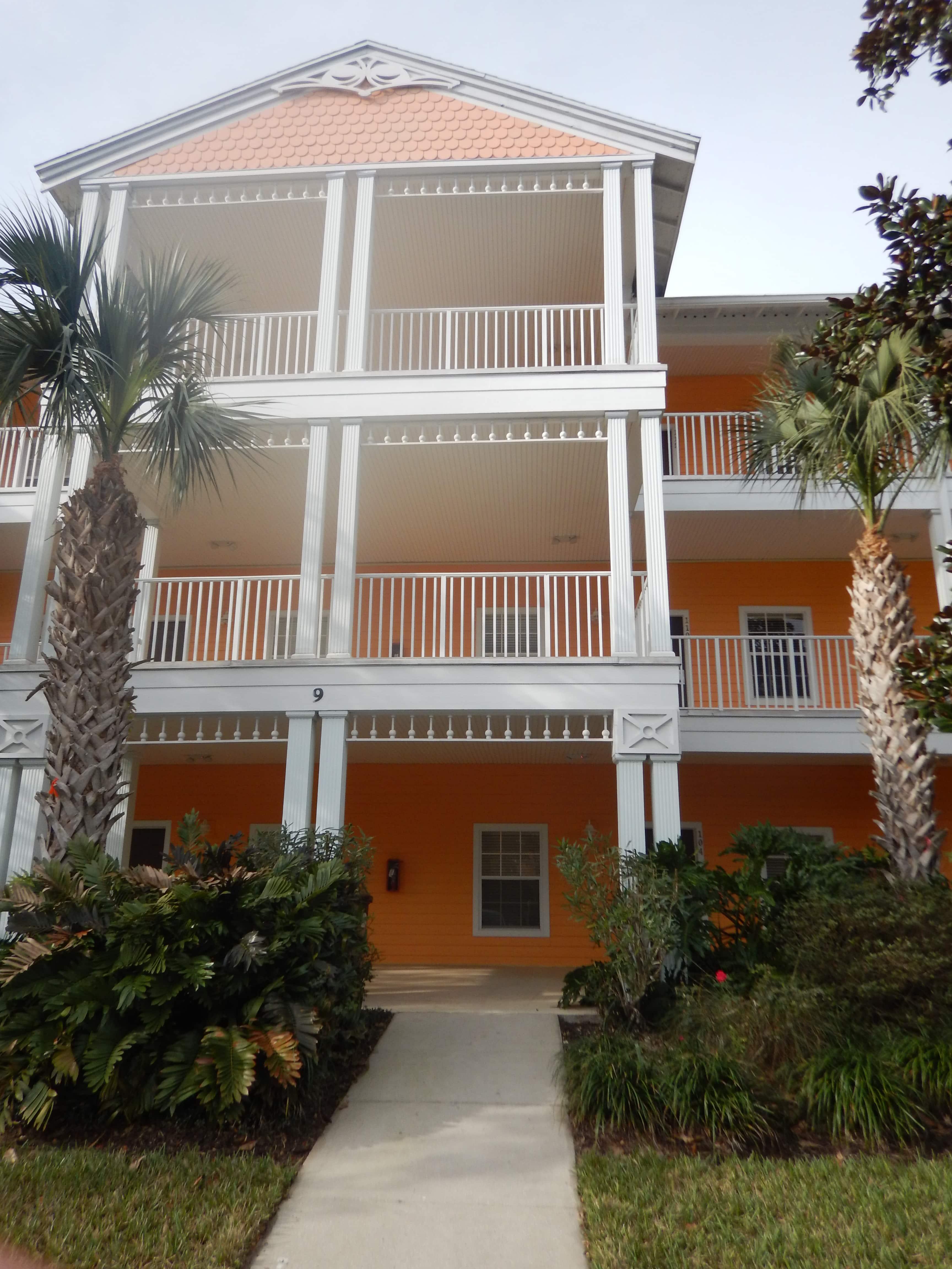 Villa Rental Providence Florida