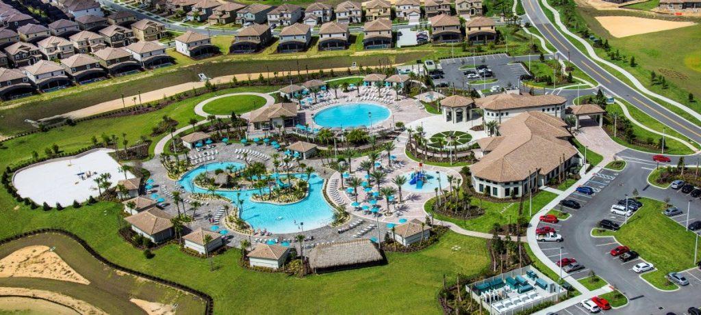 ChampionsGate Orlando, Oasis Clubhouse