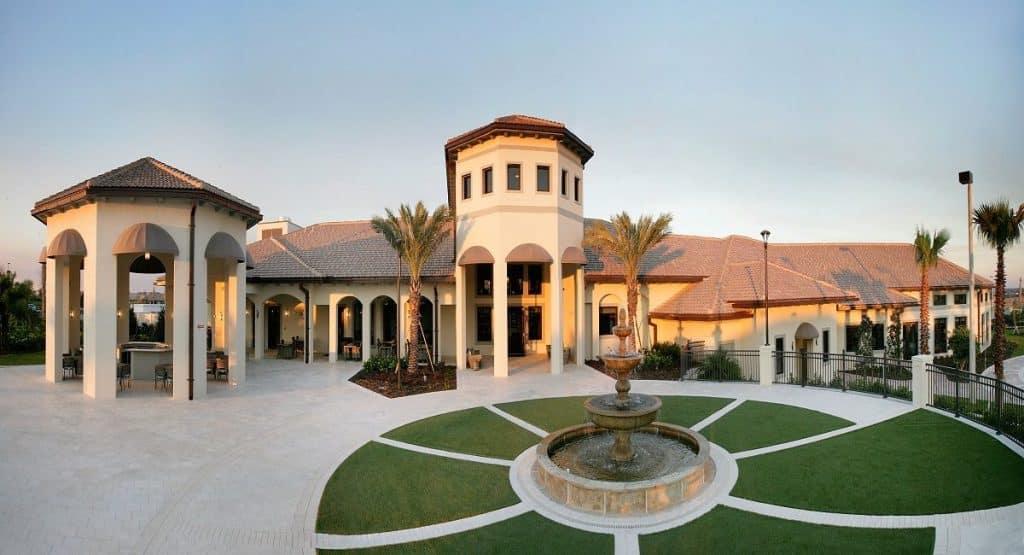 Oasis in ChampionsGate, Orlando Rear Panorama