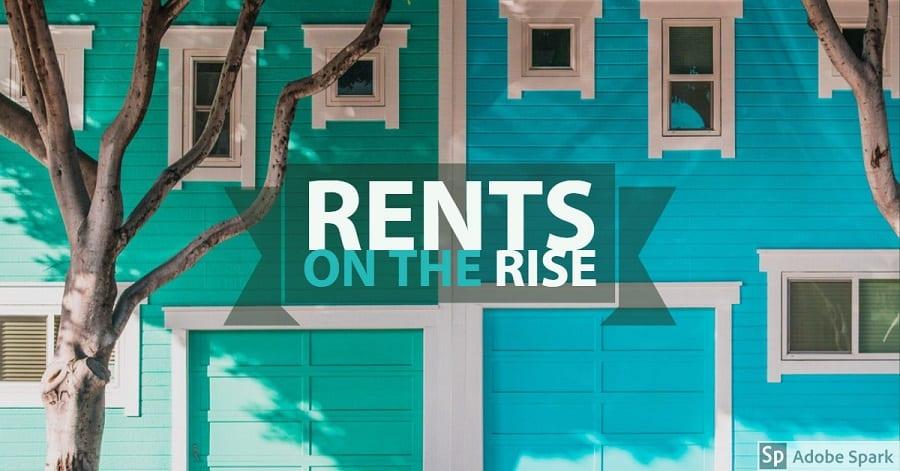 Most average Orlando Fla. rents rise 3%-8% year-to-year