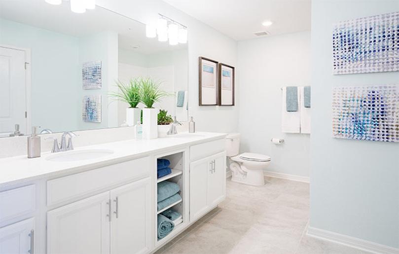Master Bathroom - Storey Lake, Kissimmee FL