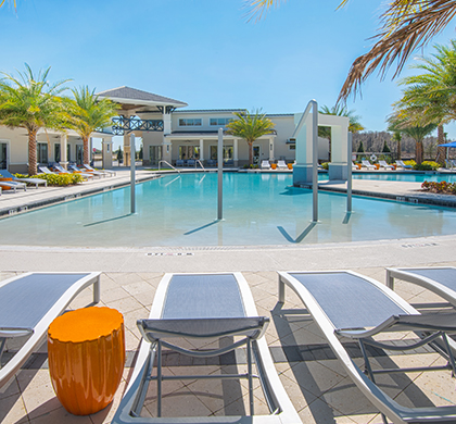 Sonoma Resort By Park Square Homes Kissimmee Florida