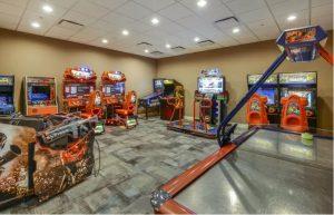 Windsor at Westside Game Room