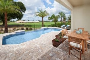 Four Seasons 55 plus Community Pool home