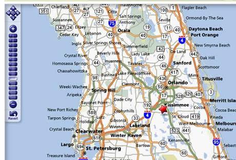 Kissimmee Orlando Florida Area Information