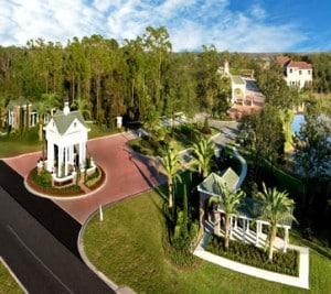 Providence Gated Community Near Davenport Orlando Fl