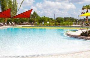 Del Webb 55 plus Community Pool