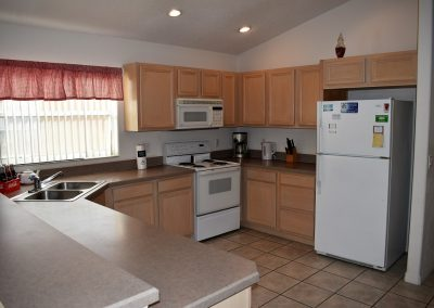 Kitchen - 1550 Indian Oaks