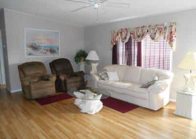 201 Patricia Pl - Living Room