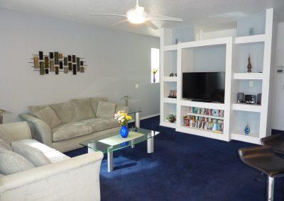Family room - 8528 Blue Horizon