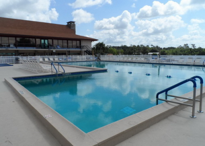 ORO 950 - Community Pool