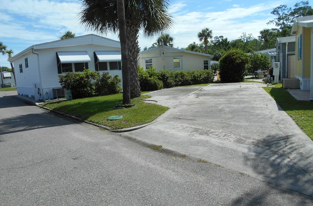 Just Sold- Vacant Lot in Retirement Community