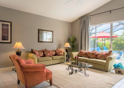 16702 Fresh Meadow Dr - Living Area