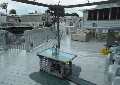 ORO #187 - Deck under Canopy