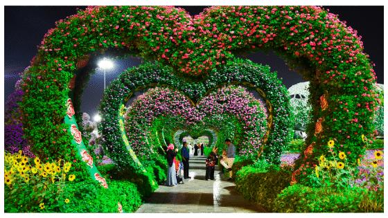 garden dubai