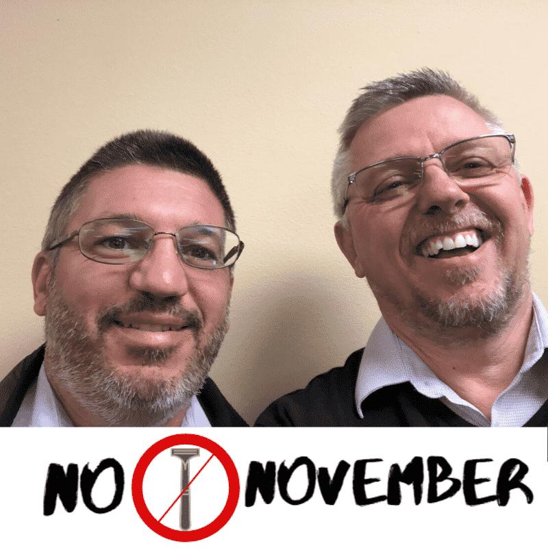no shave November week 2