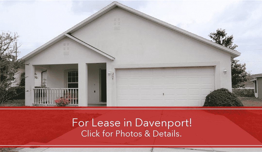 For Lease-50989 Hwy 27 #255, Davenport, FL
