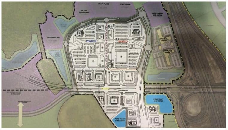 Disney has announced Something New coming to Flamingo Crossings Town Center