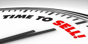 Time to sell your home time clock