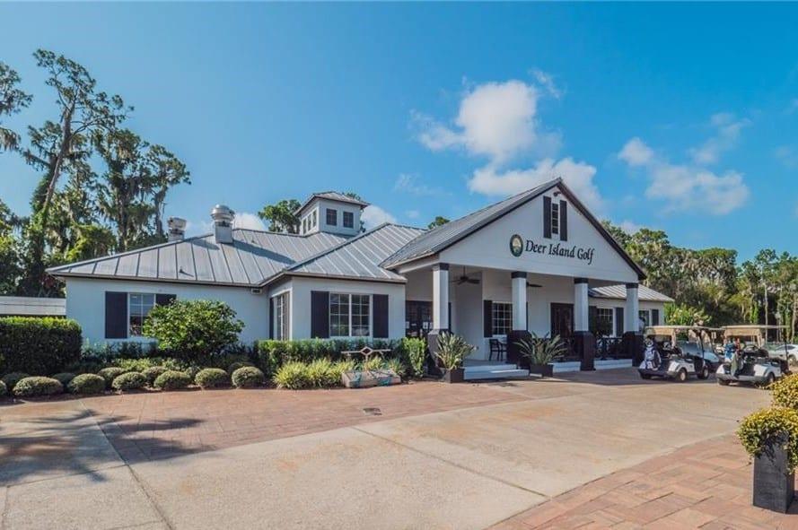 Deer Island Florida Clubhouse