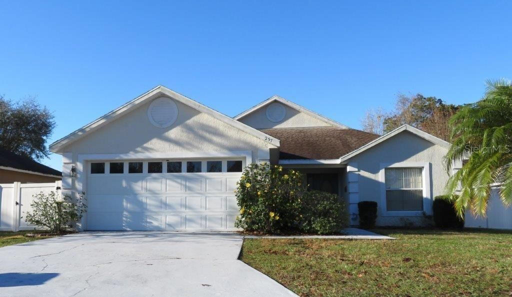 Property Near Championsgate Just Sold!