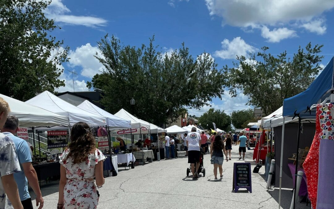 Father's Day at Downtown Clermont Farmer's Market