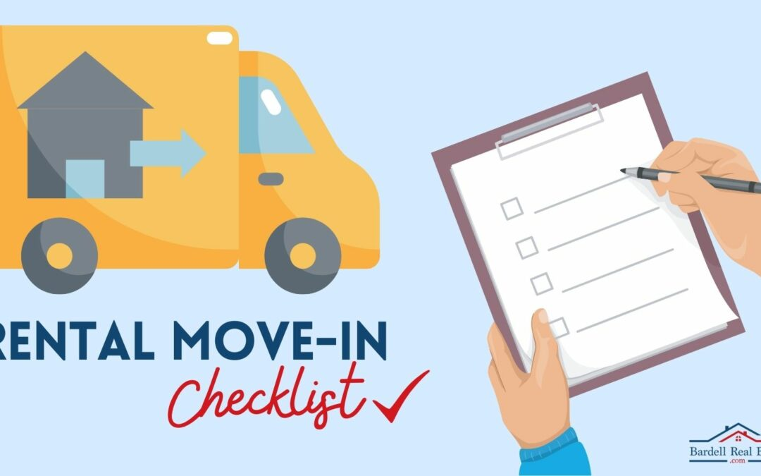 Rental Move-In Checklist