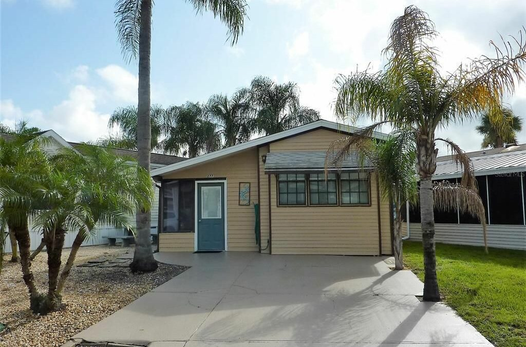 Outdoor Resorts Unit 277 Just Listed