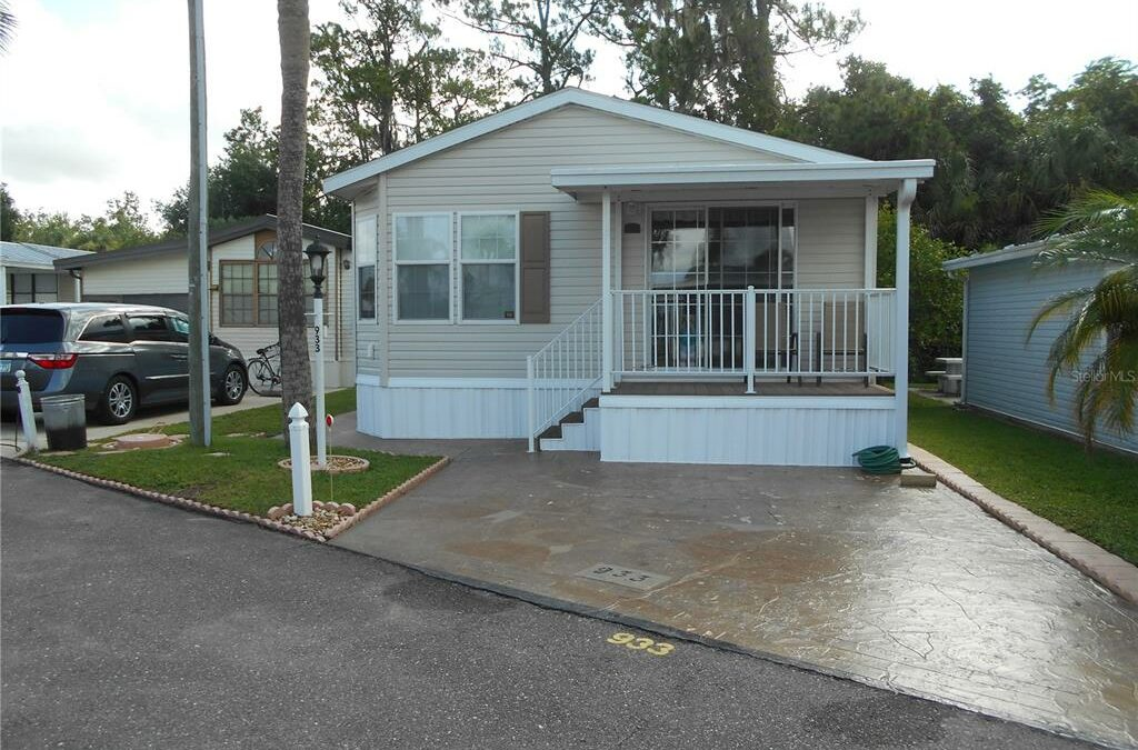 Outdoor Resorts 55+ Home Just Listed