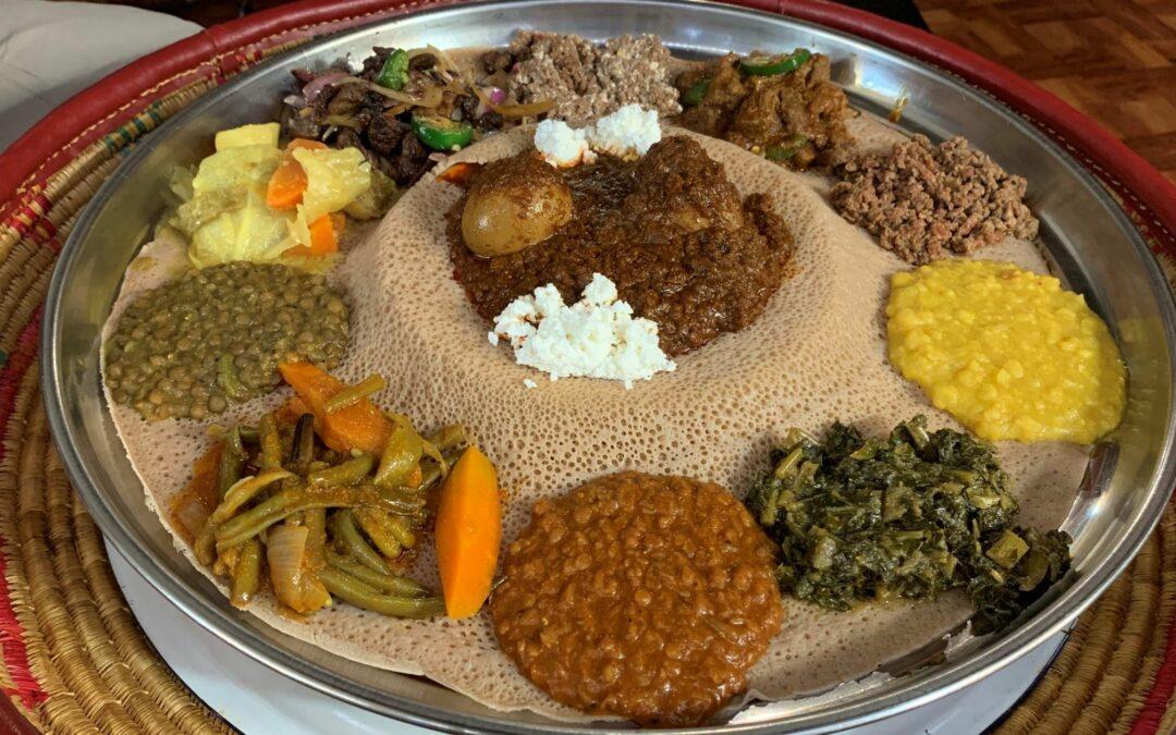 Nile Ethiopian Restaurant: Savory Cuisine in Orlando