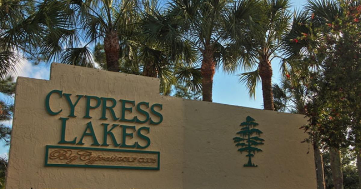 Cypress Lakes 55 + Communities