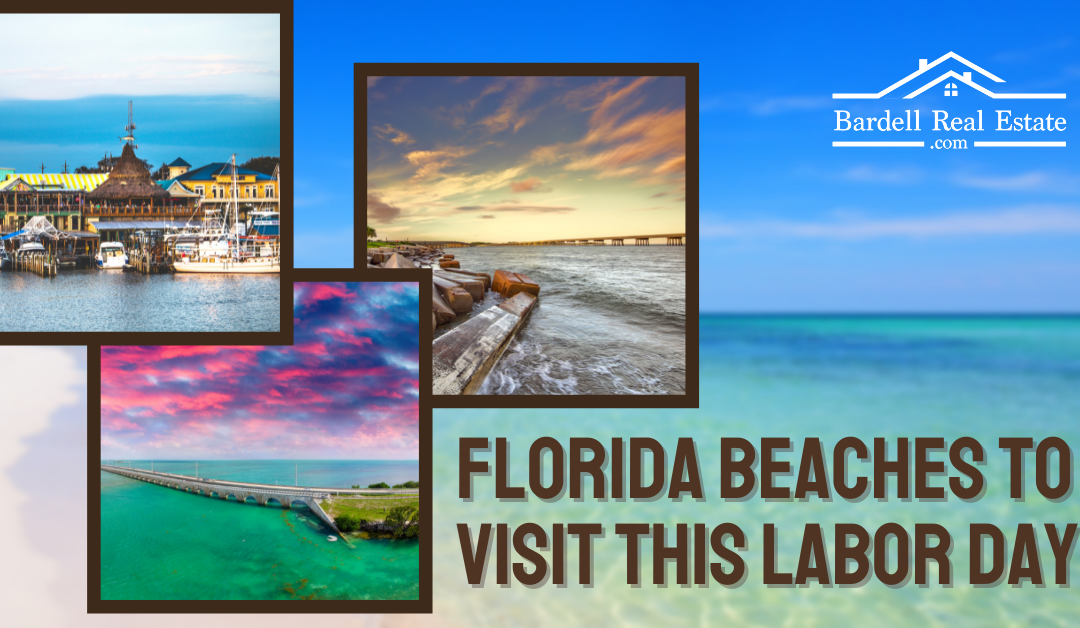 Florida Beaches to Visit this Labor Day